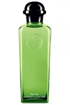 Pamplemousse Rose perfume by Hermes.  Ethereal.