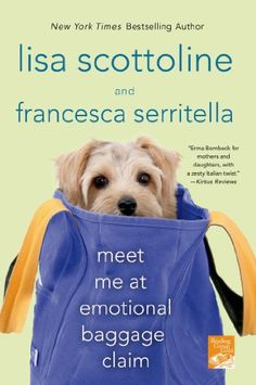 Meet Me at Emotional Baggage Claim by Lisa Scottoline https://www.amazon.com/dp/B0080K3QF8/ref=cm_sw_r_pi_dp_5wzHxbQ601177