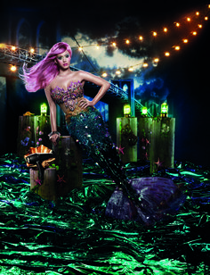 Katy Perry - Mermaid!