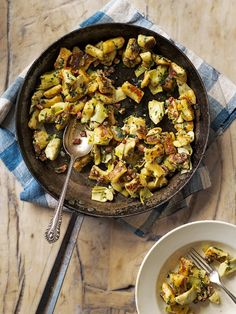 Salty pancetta and creamy mascarpone make this gnocchi recipe a must for your next dinner party.