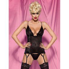 Obsessive Diamond corset-sklep naamory.pl