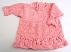 """Vestido para bebé """"Amapola"""""""