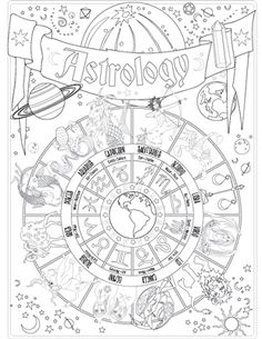 Have you always known you were magic? The Coloring Book of Shadows is a delightful canvas to start your Grimoire and follow that path.