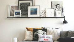 7x de leukste manieren om je foto's te decoreren - Roomed