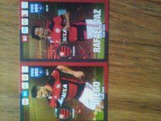 All cards Flamengo