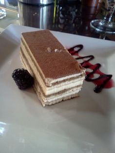 "Tiramisu - there is a reason that this Italian word translates to ""pick me up."""