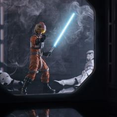 Star Wars is an American epic space opera franchise, created by George Lucas and centered around a film series that began with the eponymous Star Fi, Star Wars Images, Original Trilogy, George Lucas, Black Series, Luke Skywalker, For Stars, Far Away, Science Fiction