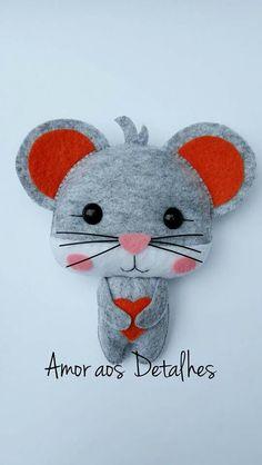 Ratinho feltro