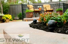 At Stewart Land Designs we specialize in the design and installation of custom pools, irrigation, lighting, pavers, retaining walls and water features. Custom Pools, Irrigation, Water Features, Backyard, Canning, Inspired, Garden, Fun, Design