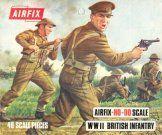Set 03: WWII British Infantry