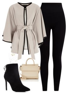 """""""Untitled #308"""" by bellaxoxx on Polyvore featuring Givenchy, Pepper & Mayne, Coast, Michael Kors, Casato and Charles David"""
