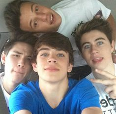 carter, hayes, nash, and cam