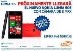 Se filtra información del Nokia Lumia 505, un Windows Phone edición especial para México con Telcel.