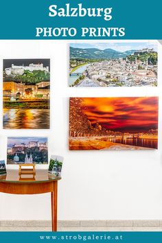 Are you looking for extraordinary photo prints of Salzburg themes? A Salzburg art photo, that reminds you of the wonderful moments in Salzburg every time you look at it? Then there is only one option for you: a visit to the STROB Gallery. The only photo art gallery in Salzburg, where you can get your outstanding salzburg fine art picture.Visit & Enjoy! #strobgalerie #photoartgallery #salzburg Photo Art Gallery, Photo Galleries, Artistic Photography, Travel Photography, Photo Walk, Galerie D'art, Fine Art Photo, Salzburg, First Photo