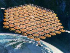 How space-based solar power will solve all our energy needs