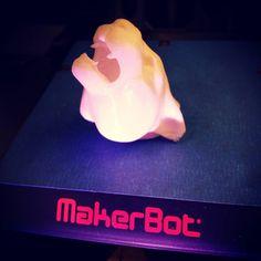 #makerbot #3dprinting #gertzressler by mng5