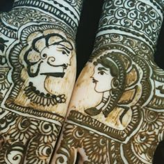 17 Best Rajasthani Mehndi Designs for Hands - Mehndi YoYo Hand Mehndi, Mehndi Art, Henna, Rajasthani Mehndi Designs, Dulhan Mehndi Designs, Mehndi Designs For Hands, Male Face, Design Inspiration, Woman