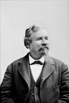 Dennis Wolf Bushyhead - Cherokee - 1881