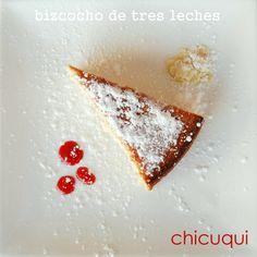 http://wp.me/p3OzQ3-Al Bizcocho tres leches en www.decharcoencharco.com
