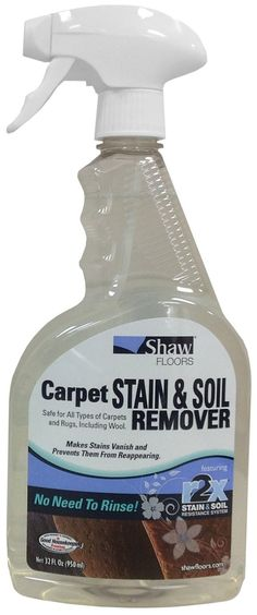 Reviewing Carpet Stain and Soil Remover. Best Product I Have Found
