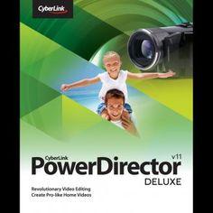 CyberLink PowerDirector 11 Deluxe - Download