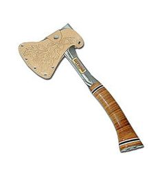 Estwing Leather Grip Sportsman s Axe. I picked one of these up last year  and it · Preparación Para EmergenciasSurvivalVida Al Aire LibreEquipo ... f772837e3d1