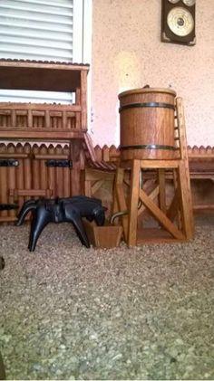Se vende fuerte oeste de madera con medidas 1 20 x 0 - Pegamento fuerte para madera ...