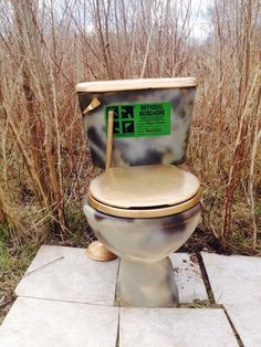 The royal flush geocache in Ontario.  Very well done cache