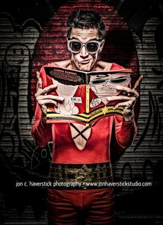 Plastic Man #DC #Cosplay