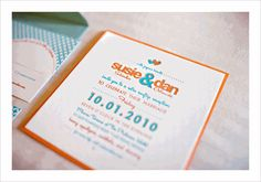 Wedding Invitations {DIY Wedding}