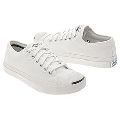 Athletics Converse Women's Jack Purcell CP White/White Shoes.com....I love these shoes