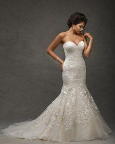 Bonny Essence Wedding Dresses - Style 8503