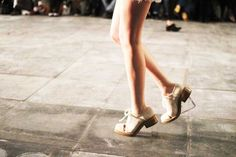 by Simone Rocha: invisible heels
