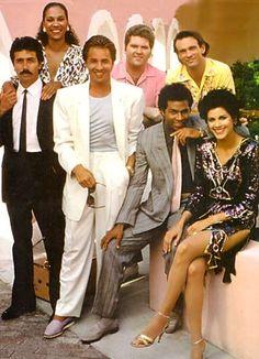 Miami Vice cast