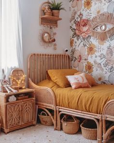 Room Ideas Bedroom, Home Bedroom, Nursery Room, Girl Nursery, Girls Bedroom, Aesthetic Room Decor, Dream Rooms, My New Room, Girl Room