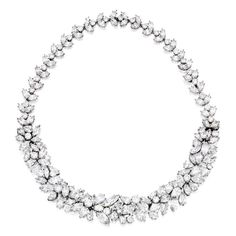 Buy online, view images and see past prices for PLATINUM AND DIAMOND NECKLACE-BRACELET COMBINATION, VAN CLEEF & ARPELS. Invaluable is the world's largest marketplace for art, antiques, and collectibles.