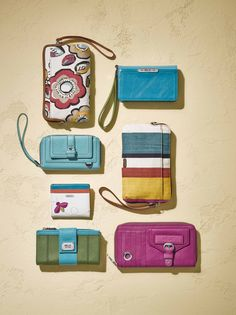 Relic Wallets - Summer 2015