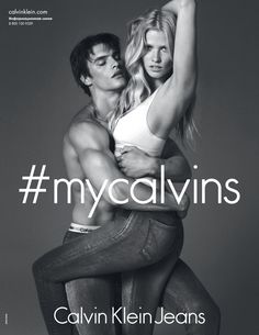 New Photo from Calvin Klein Jeans Fall 2014 Campaign with Matthew Terry image ck jeans