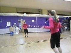 Easy Choreography to One Direction- What Makes You Beautiful- Flash Mob? Teacher dance? - YouTube