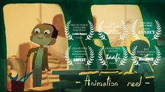 """Some of the shots I animated back in 2012 on Rony Hotin's short film """"Le Vagabond de Saint Marcel"""" (""""The Wanderer of Saint Marcel""""). Short film on which I worked as Storyboarder, Layoutman and Animation supervisor. I apologize for the uneven renderings .. some shots got lost and I had to dig up old compressed files / final colored shots .."""