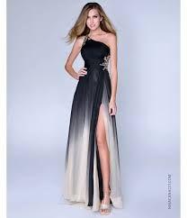 purple ombre sheath prom dress - Google Search