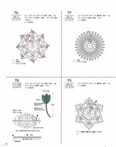 #ClippedOnIssuu from Lacework Flower Motif