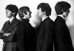 Ringo, John, George, and Paul.