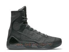 Nike Kobe X Elite High Chaussures NIke Pas cher Pour Homme FTB Anthracite…