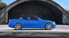 BMW M3 Cabrio (E46) .2001