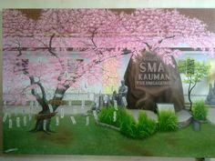 Smun 1 kauman Oil painting 120x80cm Oil on canvas