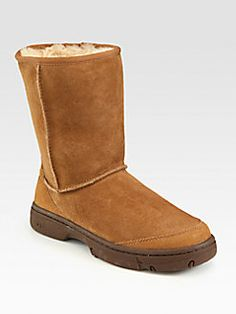 UGG Australia - Ultimate Classic Short Shearling-Lined Sheepskin Boots