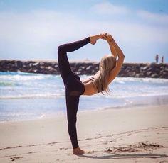 Ashley Galvin Yoga #yogaeveryday