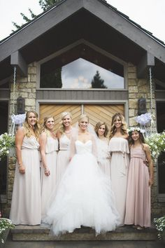 Brides - are you newly engaged?? If you need help finding your perfect bridesmaid dresses, take a look at this stlye quiz. Helps narrow down the best dresses based on what you like. Really helpful for all newly engaged friends =)