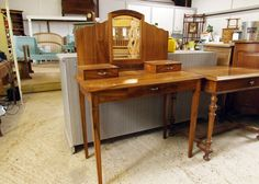 Art Deco Dressing table from Vintage Furniture Barn